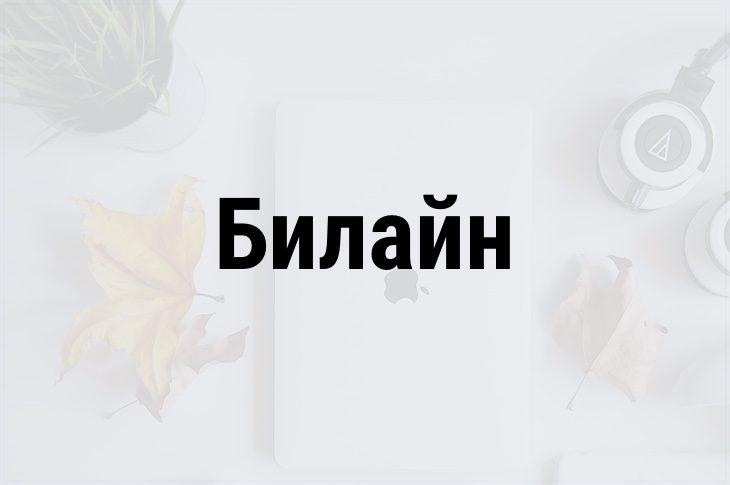 Интернет- магазин Beeline
