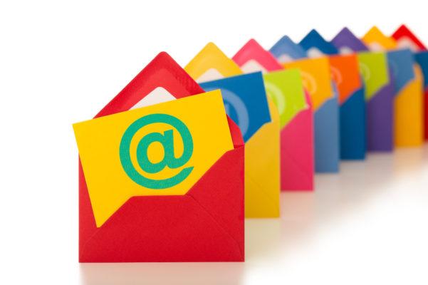 Сбор адресов электронной почты