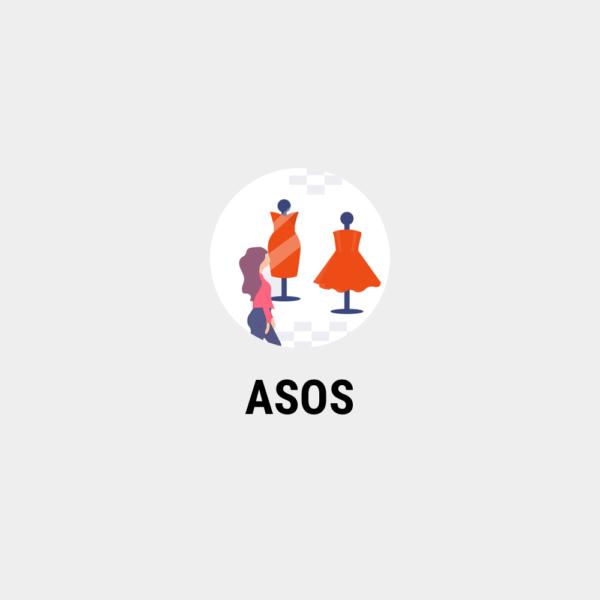 парсинг ASOS