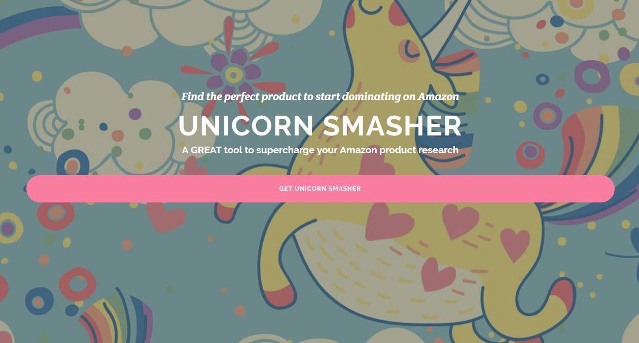 веб-сайт Unicorn Smasher